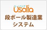 Usolia段ボール製造業システム
