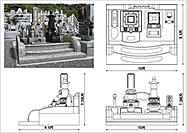 イマジネーションを実現する 墓石CADシステム