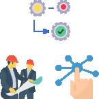 工事原価の分析業務を支援