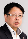 菊地 雅洋 氏