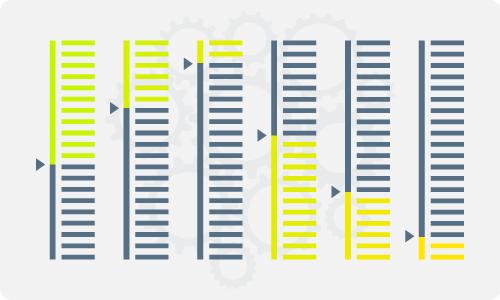 完全に整合性の取れた管理表類の自動出力・取込機能