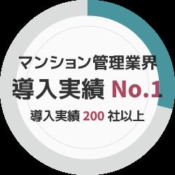 200社以上の導入実績