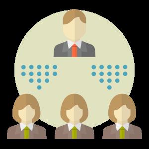 社員への業務浸透(データ入力・新業務工程など)